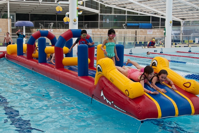 Book A Pool Party City Of Fremantle