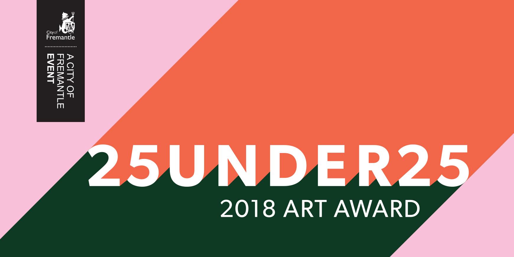25 under 25 2018 Art Award