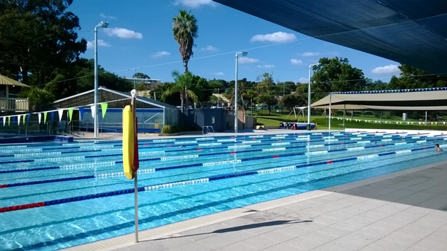 Pools city of fremantle for Deep swimming pools for garden