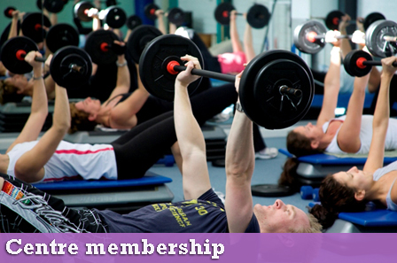 Centre membership