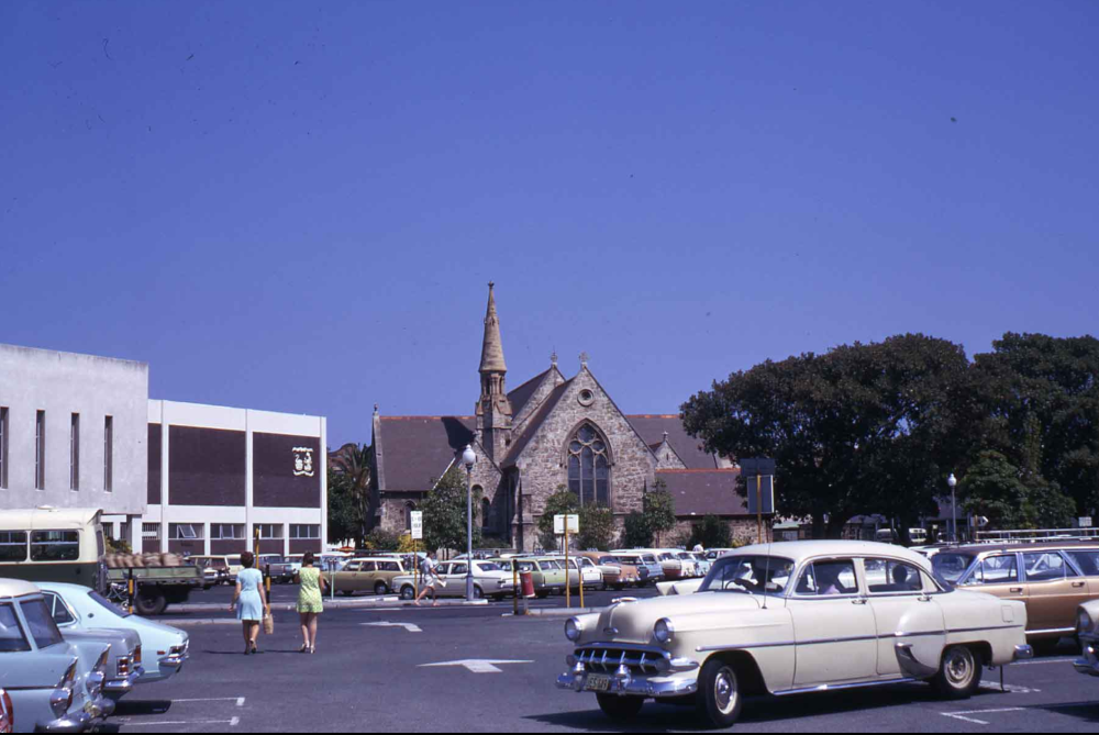 Kings Square in 1970