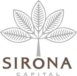 Logo of Sirona Capital