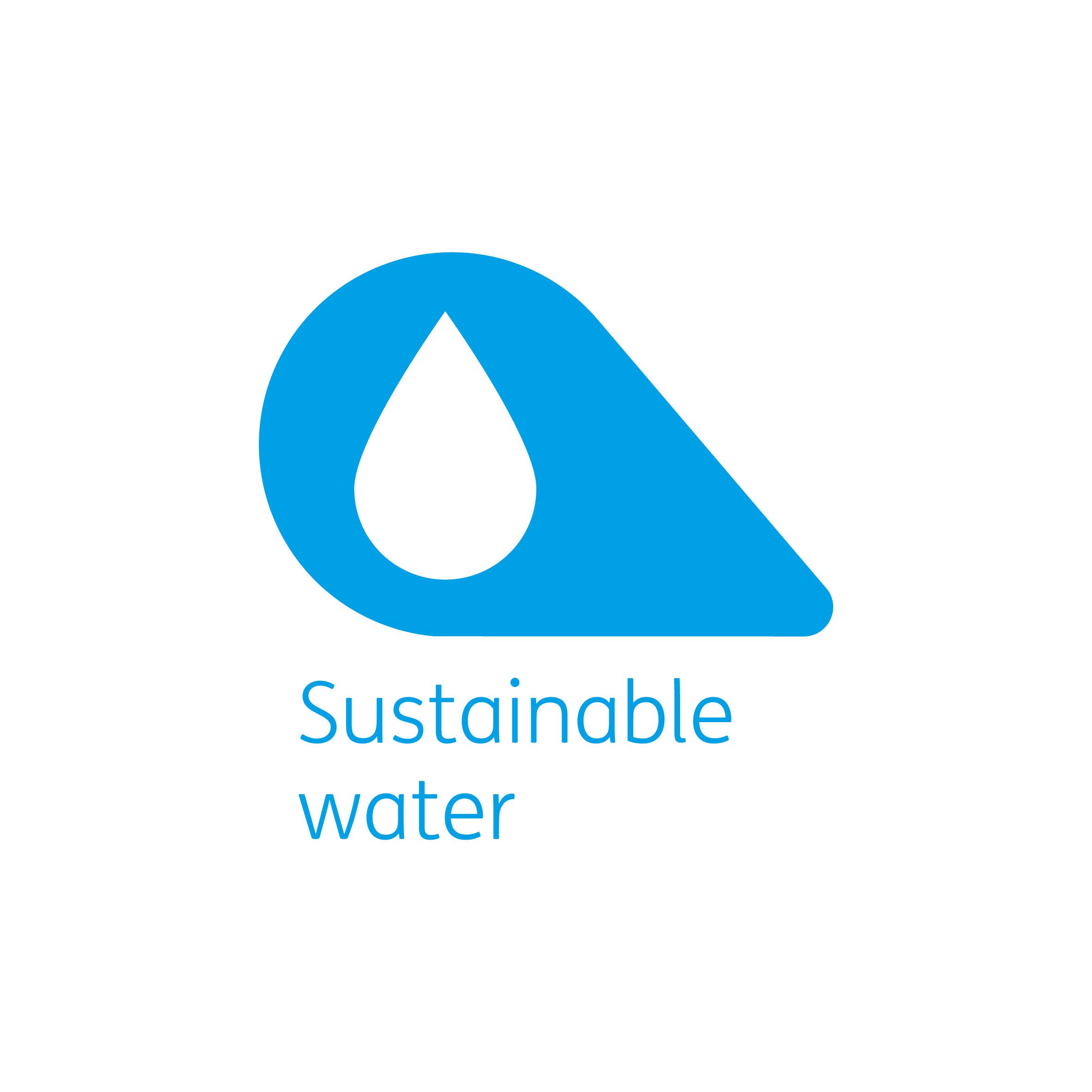 Sustainable water petal