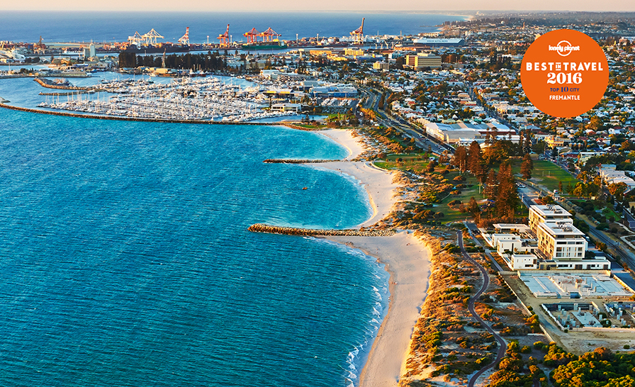 Fremantle is a top 10 city to visit in 2016