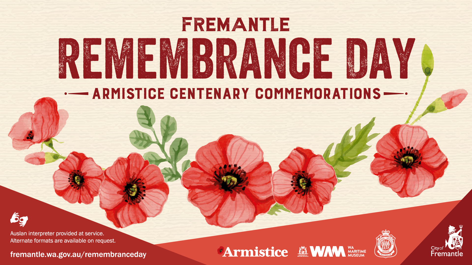 Remembrance Day graphic