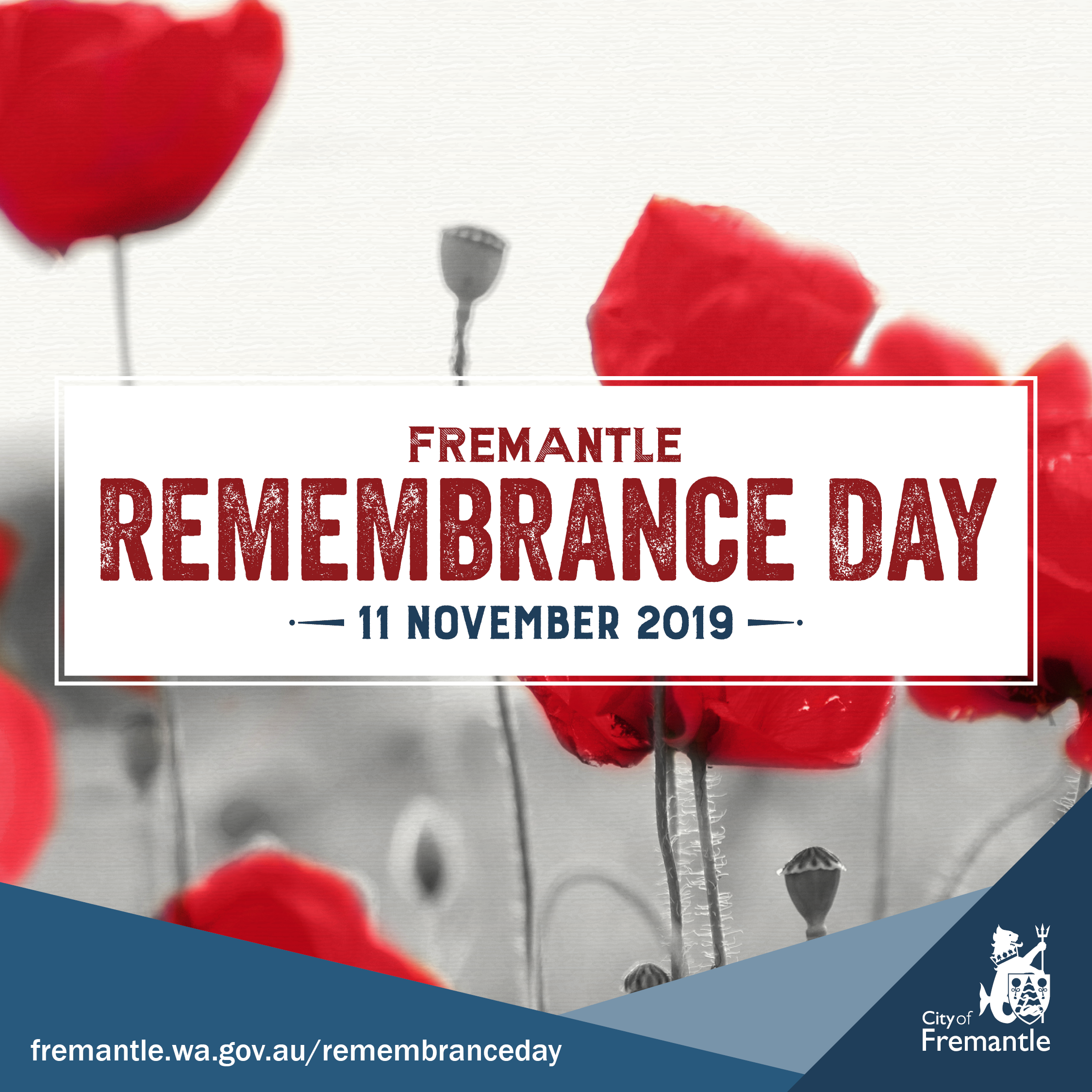 Remembrance Day Memorial Service City Of Fremantle
