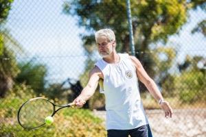 Tennis at Samson Rec