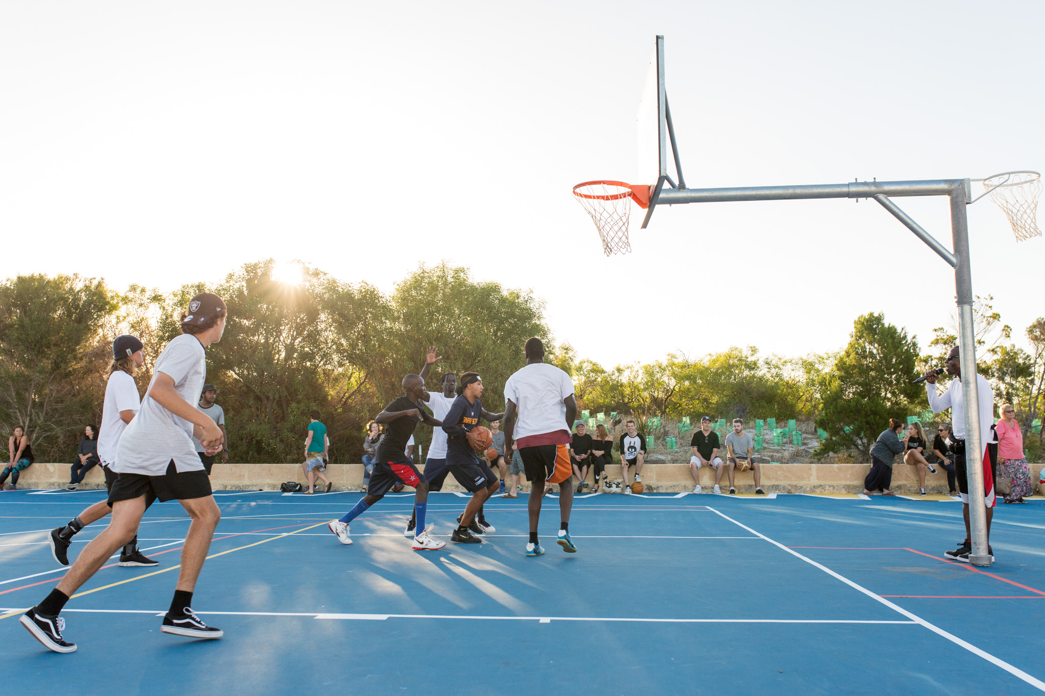 Summer Streetball 3x3 Series - Round 3 | City of Fremantle
