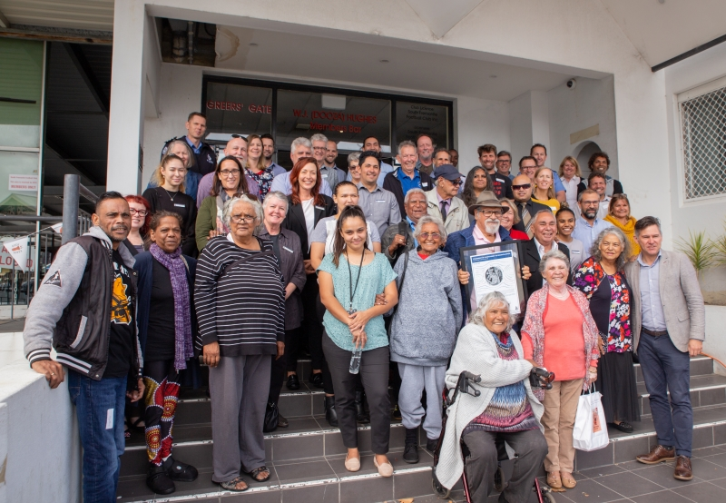 Reconciliation working group