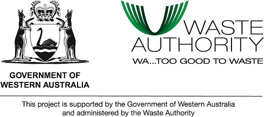 Waste authority logo
