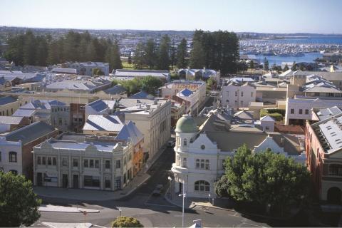 Fremantle's West End
