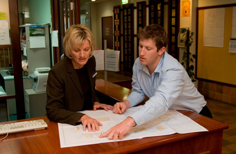 City planning staff can assist with enquiries