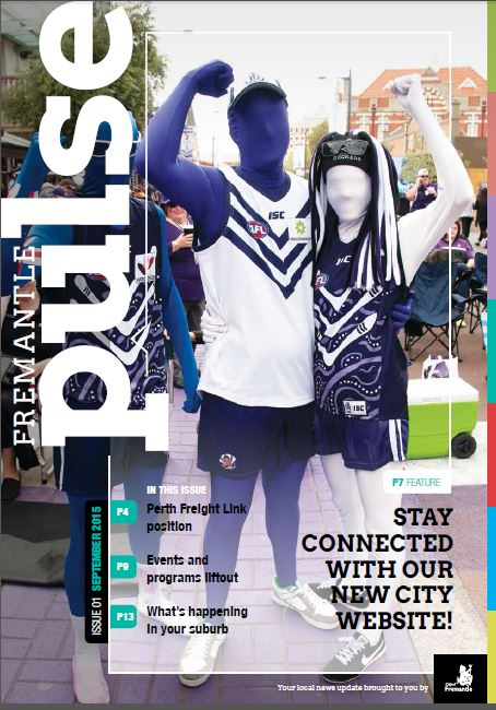Pulse spring edition cover