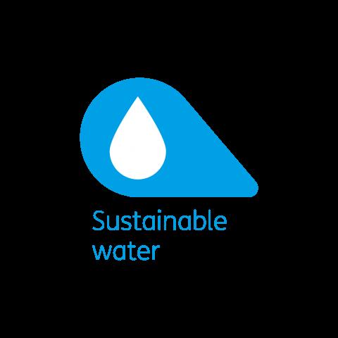 Sustainable water petal