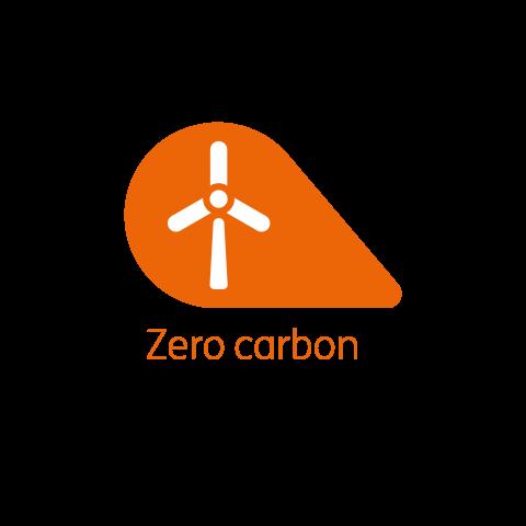 Zero carbon petal