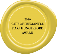 Enter the 2016 City of Fremantle T.A.G. Hungerford writing award