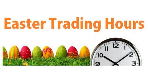 easter monday trading hours - photo #11
