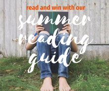 Summer Reading Competition header
