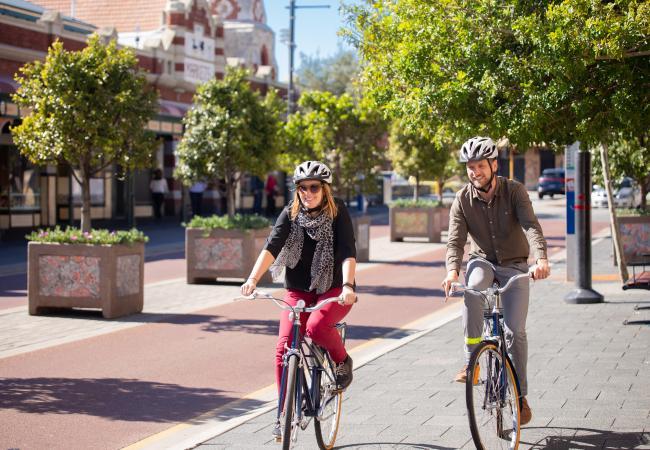 Fremantle Bike Plan