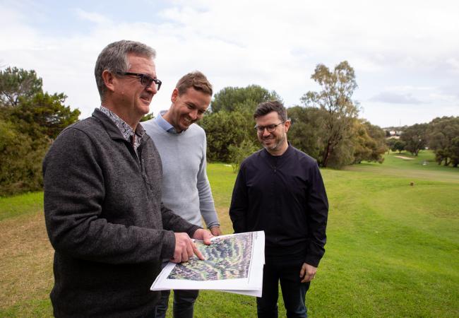 Fremantle Golf Course